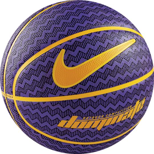 d5fb1d12 Мячи баскетбольные NIKE · Баскетбольный мяч NIKE Dominate  р.5,резина,бут.кам, жёлт.