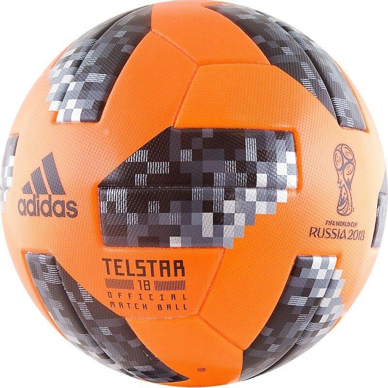 Футбольный мяч ADIDAS Telstar Winter OMB р.5 5440bdff8863e